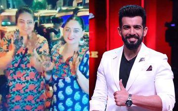 Karwa Chauth 2019: Jay Bhanushali's Reply To Mahhi Vij's Mehendi Pic Is Bhot Hard