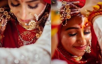 Mohena Kumari Singh's Royal Wedding Was Nothing Short Of A Fairytale; These UNSEEN PICS Are Proof