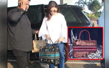 Anushka Sharma's Trendy Tote Bag Is Tots Amazing And Possibly Out Of Your Reach