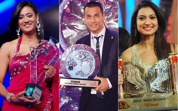 Bigg Boss Winners: Shweta Tiwari, Prince Narula, Gauahar Khan; Stars Who Marked A Glorious Win