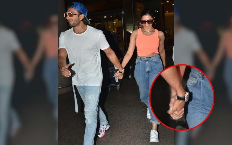 Ranveer Singh Sports A Wrist Watch With Diamonds And Gold; Price Tag Shall Leave You Questioning Your Existence