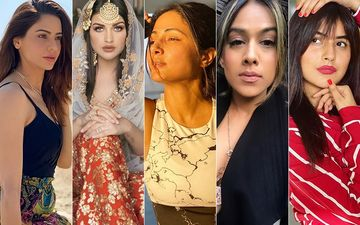 Hottest TV Actresses On Insta This Week: Aamna Sharif, Himanshi Khurana, Hina Khan, Nia Sharma And Shehnaaz Gill