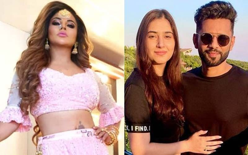 Post Rahul Vaidya And Disha Parmar's Wedding, Rakhi Sawant Shares What She Gifted The Bride In Her Latest Video; It's Breathtaking