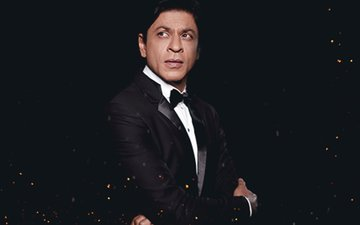 What Is Shah Rukh Khan In His Private Space?