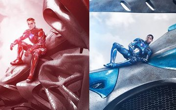 The Power Rangers Are All Grown Up!
