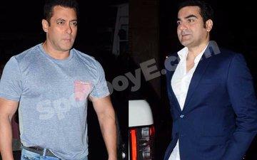 """I hope Salman clarifies. If he feels he should apologise, he will"", says Arbaaz"