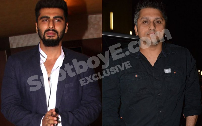 Arjun Kapoor's Rs 1 Lakh Per Day Parties Make Mohit Suri See Red