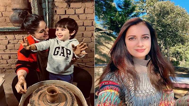 Kareena Kapoor Khan Thanks Dia Mirza For Her Thoughtful Gift To Taimur Ali Khan; CLICK Here To Know What It Is