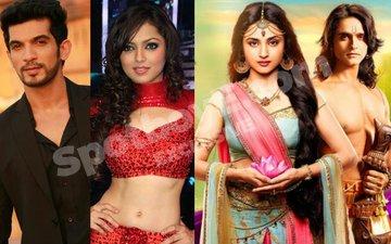 Ekta's Arjun Bijlani-Drashti Dhami Show Will Replace Siya Ke Ram