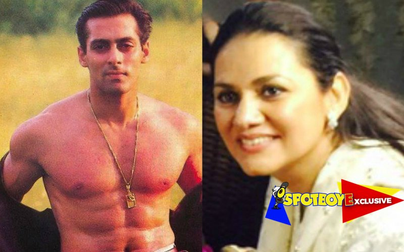 REVEALED! All about Salman's first love Shaheen