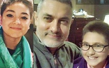 Meet Aamir's daughters from Dangal