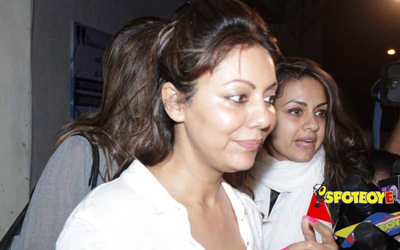 Gauri Khan, Shweta Bachchan bond over Kapoor & Sons