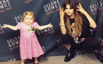 Selena Gomez's dance with Audrey Nethery is the best video on the Internet today