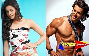 Alia to star opposite Hrithik in Aashiqui 3?