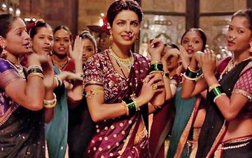 IIFA Fever: Priyanka perfects the Pinga act once again!