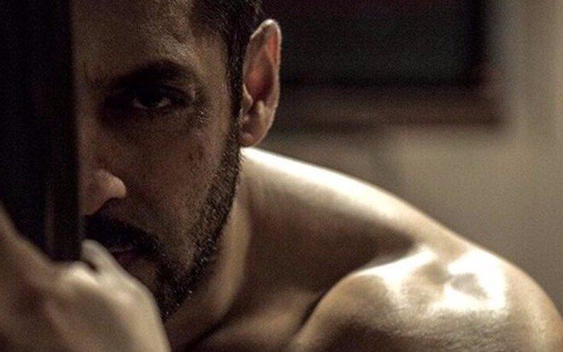Salman Khan sweats it out for Sultan