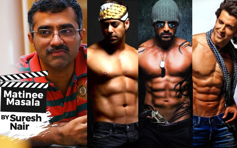 Bollywood's Six-Pack 'Absession'!
