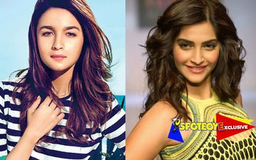 Alia lost Neerja to Sonam 'coz she is short to play an air hostess