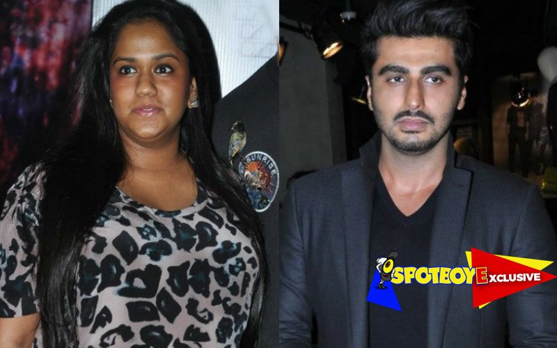 Arpita gives the royal ignore to ex Arjun