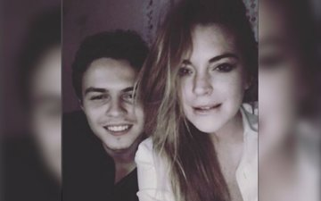 Lindsay Lohan: My fiancé Egor tried to kill me!