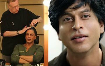 Shah Rukh gives us a peek into the making of Fan