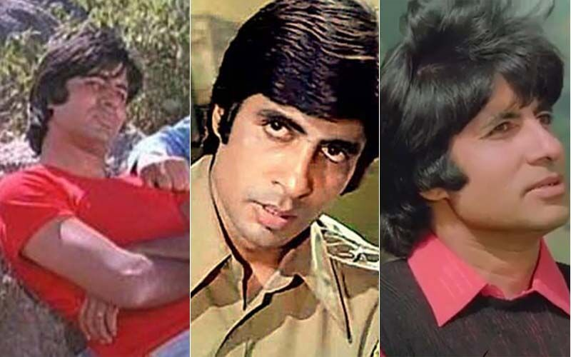 Amitabh Bachchan Birthday Special: Here's Looking At A Few Classics Starring The Legend That Millennials Should Watch To Know His Journey Better