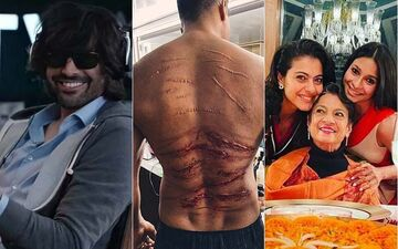 Entertainment News Round Up: Dhamaka Trailer Out; Vicky's Scars Worry Netizens; Kajol's Sisterhood With Tanishaa; And More