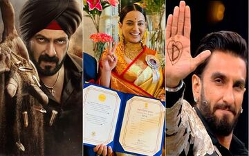 Entertainment News Round Up: Antim-The Final Truth Trailer OUT; National Film Awards Event; Ranveer Singh's Karwa Chauth; And More