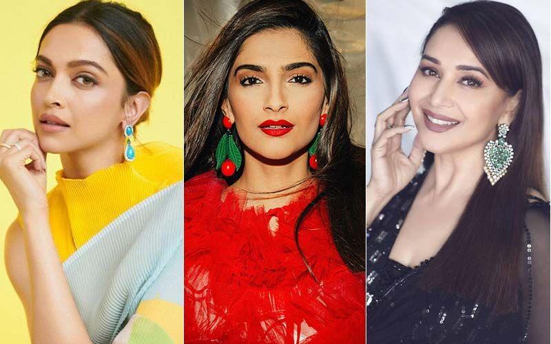 Navratri 2021 Makeup Looks: From Deepika Padukone To Janhvi Kapoor, Try These Festive Makeup Looks Inspirited By Bollywood Divas