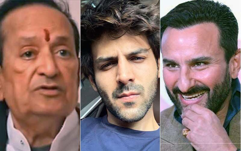 Entertainment News Round Up: Ramayan's 'Ravan' Arvind Trivedi Passes Away; Kartik And Sunny's Banter; Saif Ali Khan Uncensored; And More