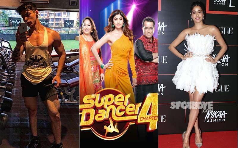 Entertainment News Round Up: Bigg Boss 15 Updates; Super Dancer 4 Finale Preps; Janhvi Kapoor Gets Inked; And More