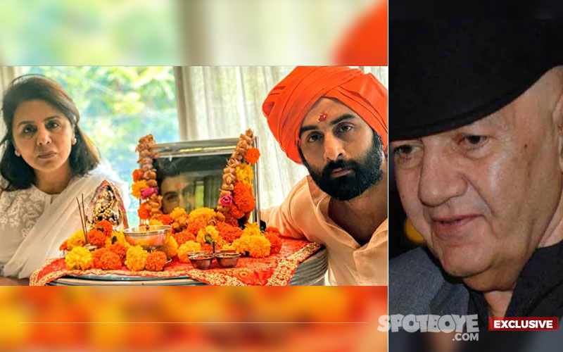 Rishi Kapoor's Uncle Prem Chopra: 'I Called Up Neetu, She And Ranbir Have Taken It Bravely'- EXCLUSIVE