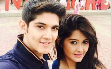 Yeh Rishta Kya Kehlata Hai 'cousins' Naksh & Gayu in trouble over real-life romance