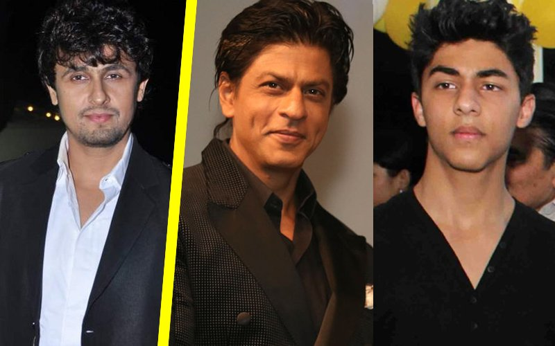 Sonu Nigam: Aryan is like SRK
