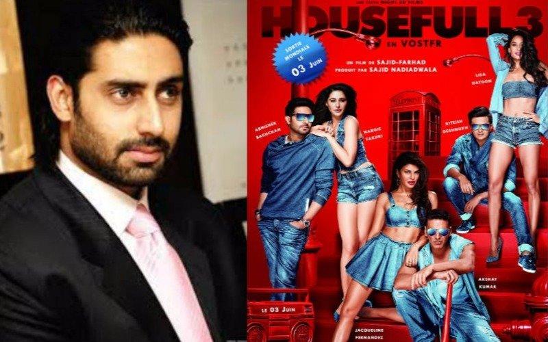 Abhishek Bachchan leaves Housefull 3 promotion midway