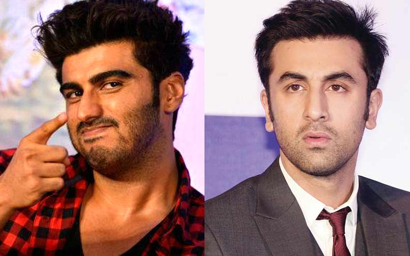 Arjun takes a dig at Ranbir's commitment-phobic nature