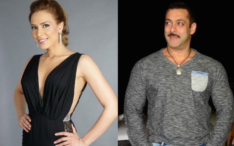 Iulia still going strong with Salman