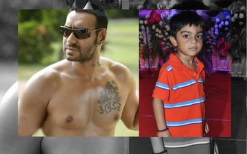 Aww! Ajay's Sweet Gesture For His Son Yug