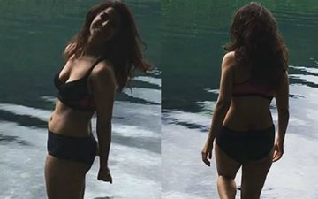 Nimrat sets the temperature soaring with her hot bikini pics
