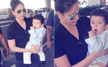 We Know What Taimur Ali Khan's Favourite Fashion Accessory Is!