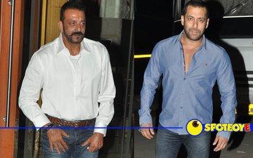 Sanjay Dutt wants Salman Khan in his biopic
