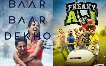 Baar Baar Dekho starts off just about decently but Freaky Ali has nothing to shout about