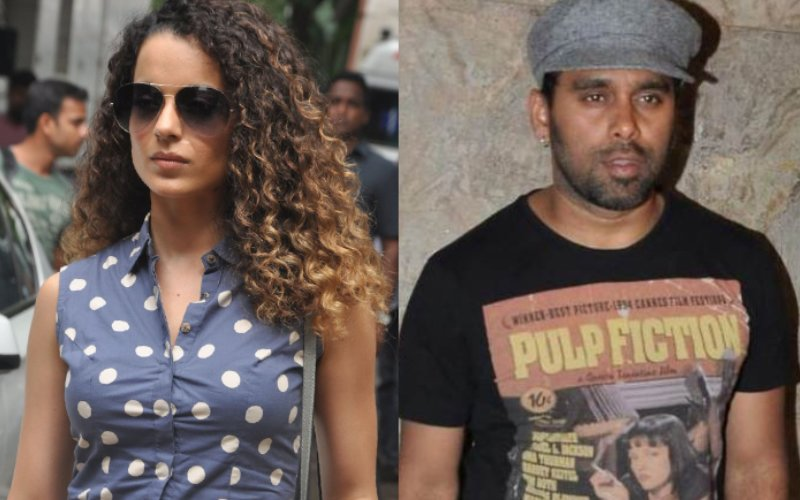MASALA SHOTS: Kangana breaks Bosco's heart! Is the Queen acting too pricey?