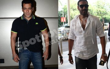 Buzz: Salman in Ajay Devgn's Shivaay?