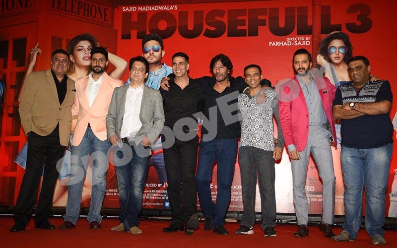 Udta Punjab Row: Team Housefull 3 has fun at Censor Board's expense