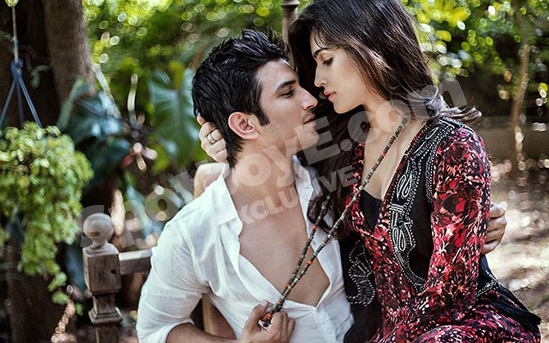 Exposé: Kriti's romance with Sushant is a big publicity gimmick!