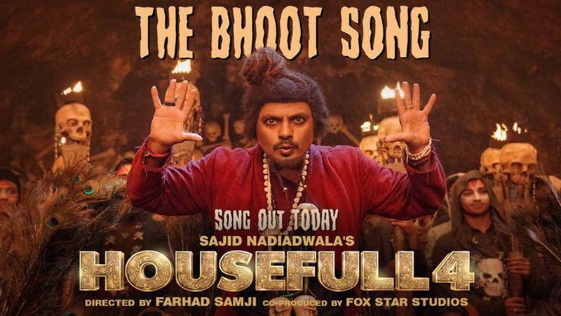 Housefull 4 Song Bhoot: Nawazuddin Siddiqui Performing Exorcism On Akshay Kumar Is Funny AF