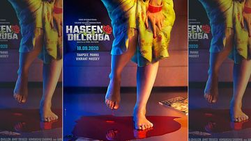 Haseen Dillruba First Look: Taapsee Pannu - Vikrant Massey's Murder Mystery Is Sure To Send Chills Down Your Spine