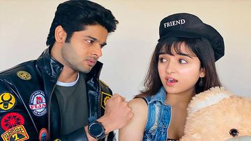 Maine Pyar Kiya Completes 3 Decades; Actor Abhimanyu Dassani & Shirley Setia Lip Sync To Iconic Movie Scene