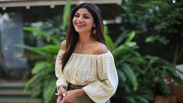 Shilpa Shetty Breaks Into A Happy Dance As Her Fitness App Wins Best App Award